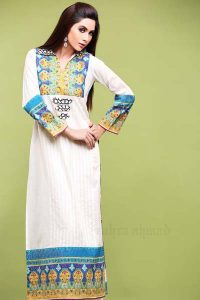 Summer Collection by Zahra Ahmed