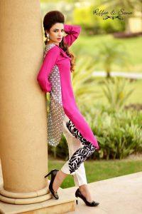 Summer Dresses by Sana Salman