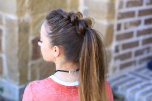 stylish Hairstyle for girl