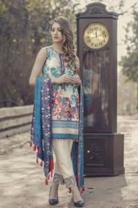ALkaram Lawn Dresses Collection