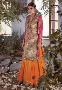 Asim Jofa Bridal Dresses Collection