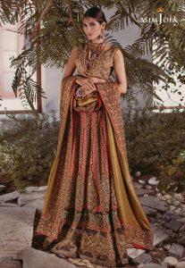 Asim Jofa Bridal Outfits