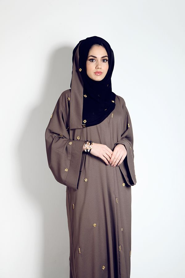 Beautiful Abaya Designs for Girls