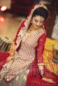Bridal Dresses for Walima