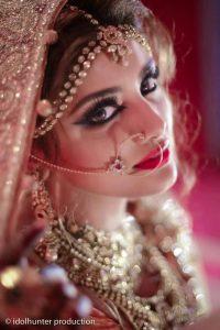 Bridal Matha Pati