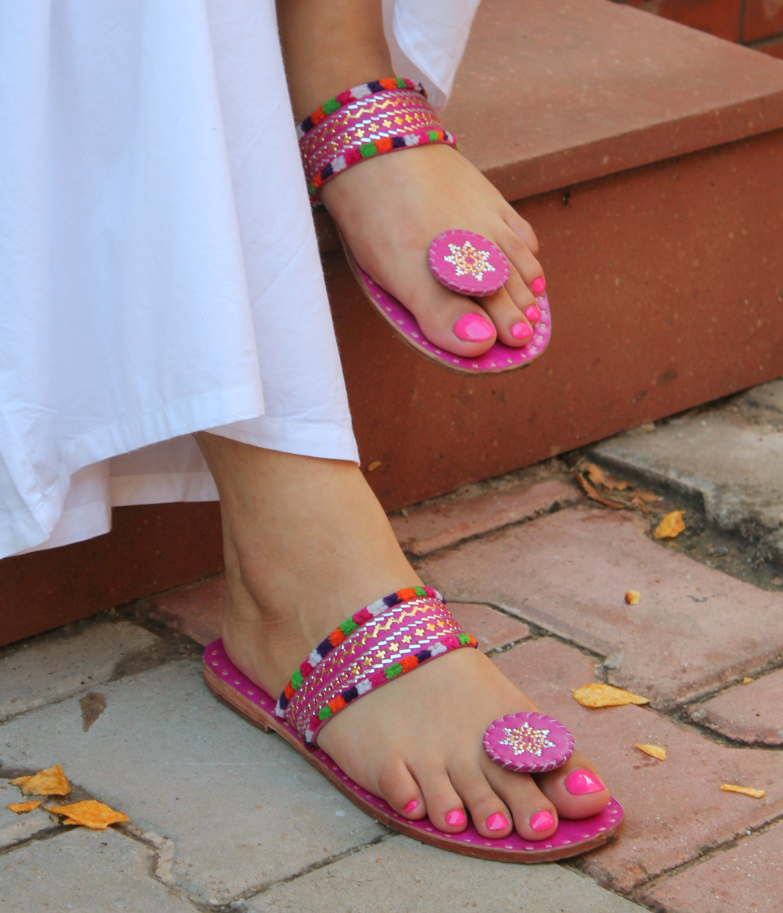 Chappals for girls