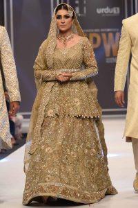 Deepak Perwani Bridal Outfit