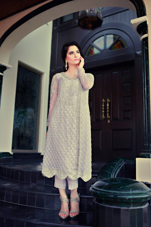 0dd24aff055 A number of formal and informal dresses collections by the most popular  designers of Pakistan are out nowadays. The usage of some embroidery works  in ...