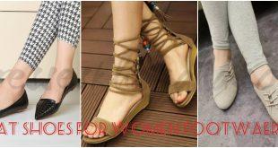 Formal Ladies Flat Shoes 2017 Designs