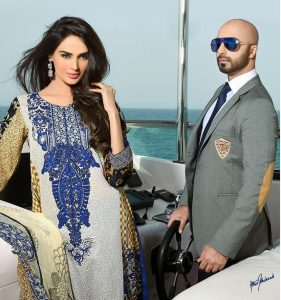 HSY Lawn dresses 2017