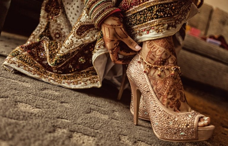 High Heels for bridal