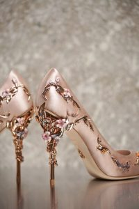 High heels for bridal 2017