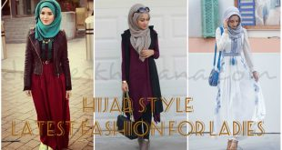 Hijab Styles 2017 Latest Fashion for Girls