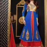 Kali Wali Frock Designs for girls