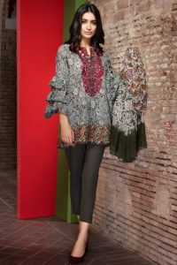 Khaadi 2017 Lawn Collection