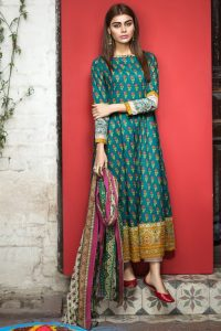 Khaadi Lawn 2017 Collection