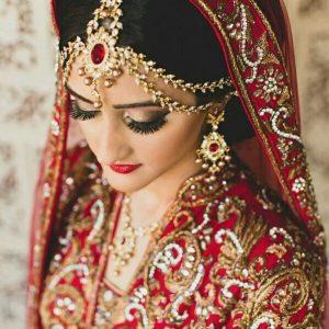 Latest Bridal Maang Tikka 2017
