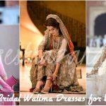 Latest Bridal Walima Dresses Designs for Wedding