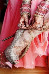 Latest Bridal high heels