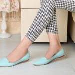Latest Flat Shoes for girls