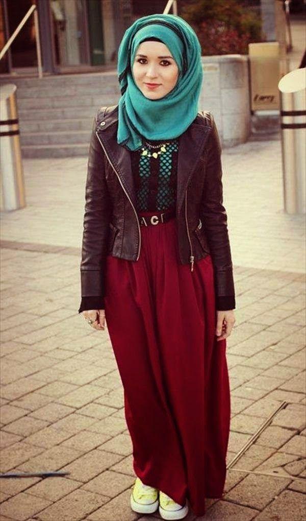 Latest Hijab Fashion
