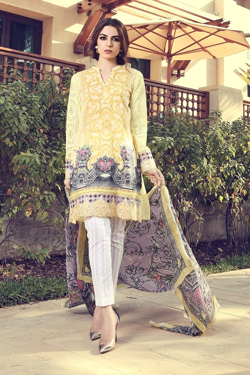 Latest Maria B Lawn Outfit