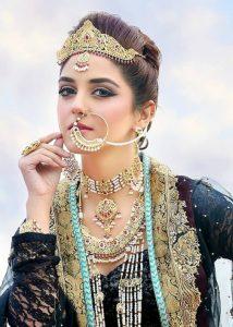 Latest Matha Patti & Nose Ring