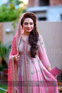 Latest Walima Dress