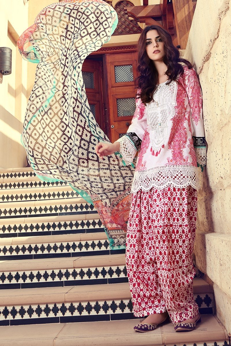 Lawn Collection for girls by Maria B