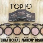Makeup Brands - Top 10 Popular International