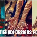 Mehndi Designs 2017 Latest Henna Designs for Girls & Kids