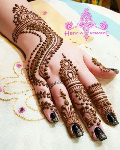 mehndi designs 2018 latest henna designs for girls kids. Black Bedroom Furniture Sets. Home Design Ideas
