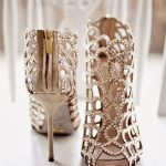 Moden High heel for bride