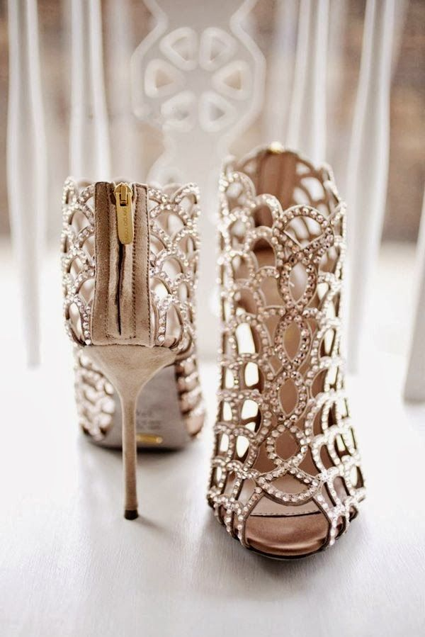 trending bridal shoes 2017 wedding high heels for s