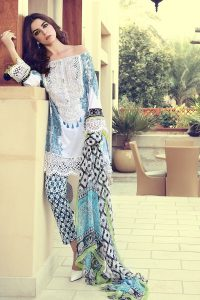 New Style of Summer Dresses by Maria B