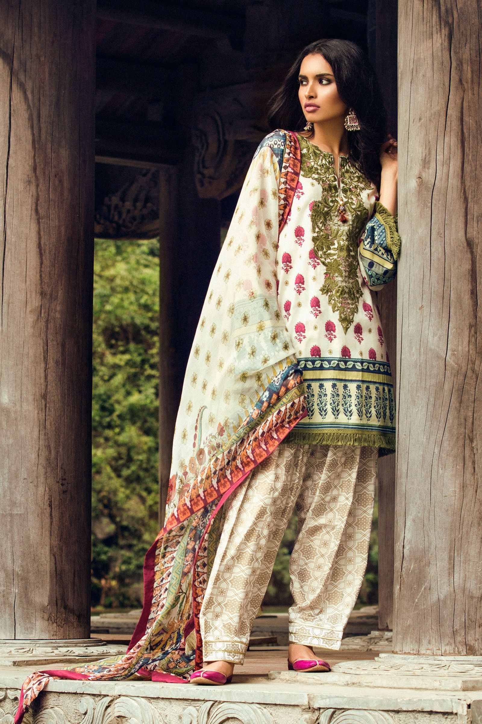 New Zara Lawn Collection 2017 Dresses Khazana