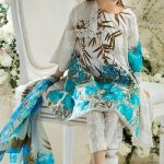 Sana Safinaz Lawn 2017 Collection