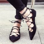Strap Flat shoes for girls