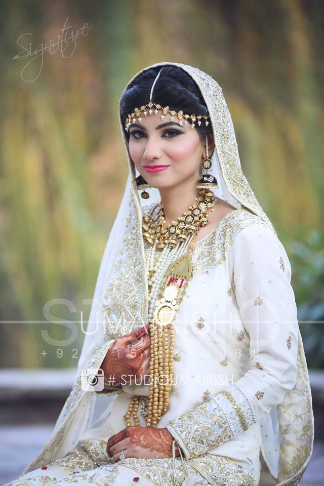 Stylish Bridal Dresses for Walima