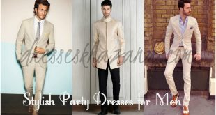 Stylish Party Dresses for Men - Boys 2017 Formal Party Suits Fashion