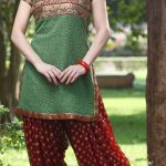 Stylish Patiala Salwar Kameez for girls