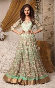 Walima Dress for Bridal