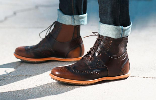 Wingtip Brogue