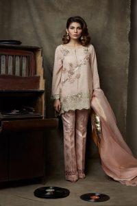 Zara Shahjahan Bridal Outfit