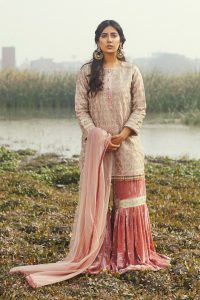 Zara Shahjahan Wedding Collection