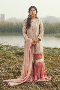 Zara Shahjahan Wedding Collection