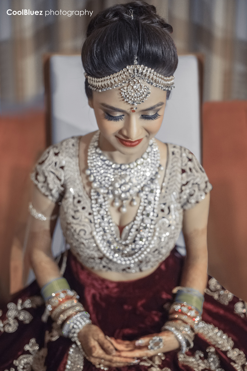 Gorgeous Matha Patti Designs 2017 Trend For Bridal Jewelry