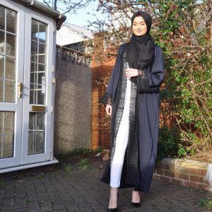 Abaya With Jeans 2017
