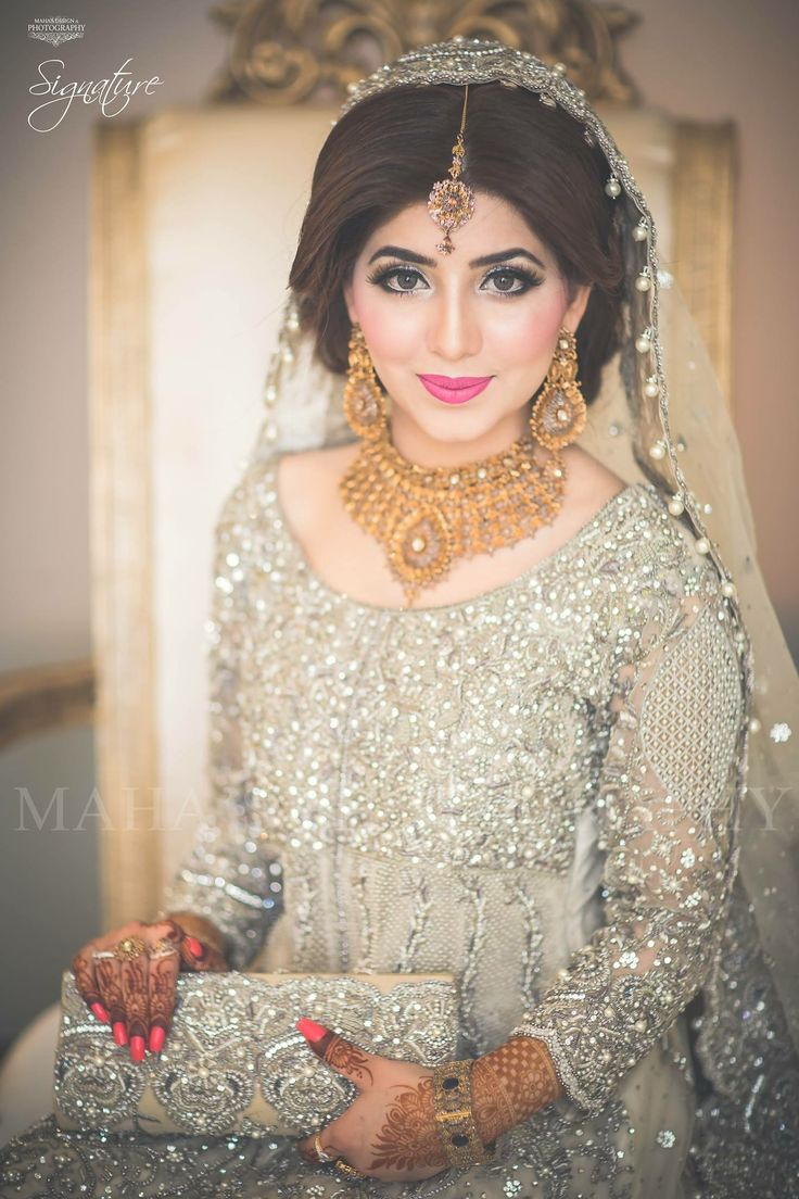 Best Bridal Makeup 2017 : Latest Pakistani Bridal Makeup 2017 Perfect Look and Trend ...
