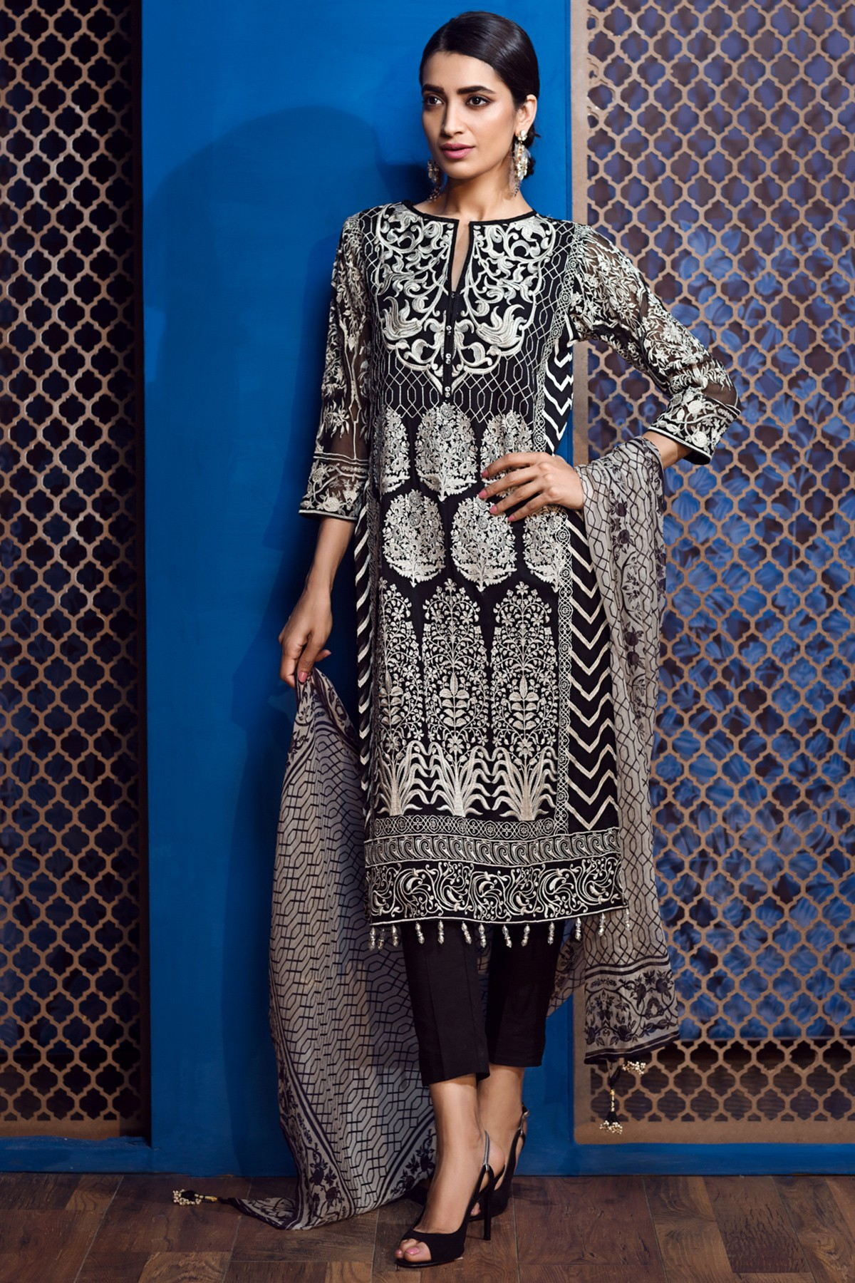Black Eid Dress
